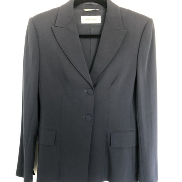 Max Mara Sportmax with Crystal Detail Suit